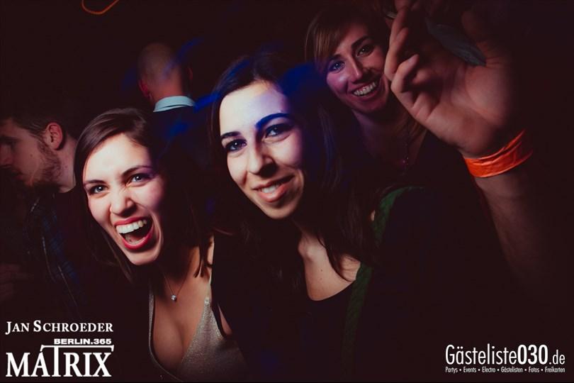 https://www.gaesteliste030.de/Partyfoto #131 Matrix Berlin vom 01.03.2014