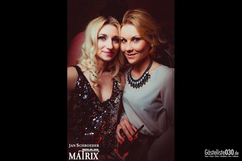 https://www.gaesteliste030.de/Partyfoto #11 Matrix Berlin vom 01.03.2014