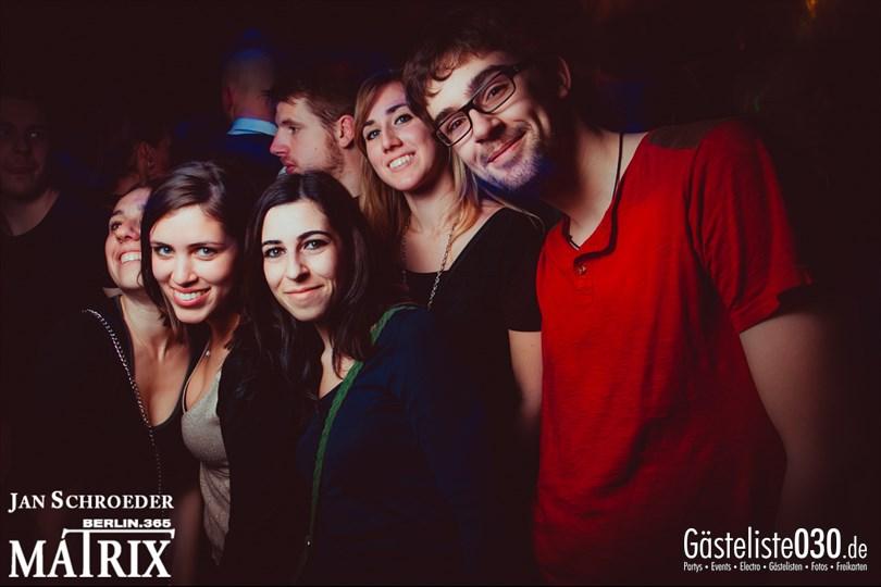 https://www.gaesteliste030.de/Partyfoto #49 Matrix Berlin vom 01.03.2014