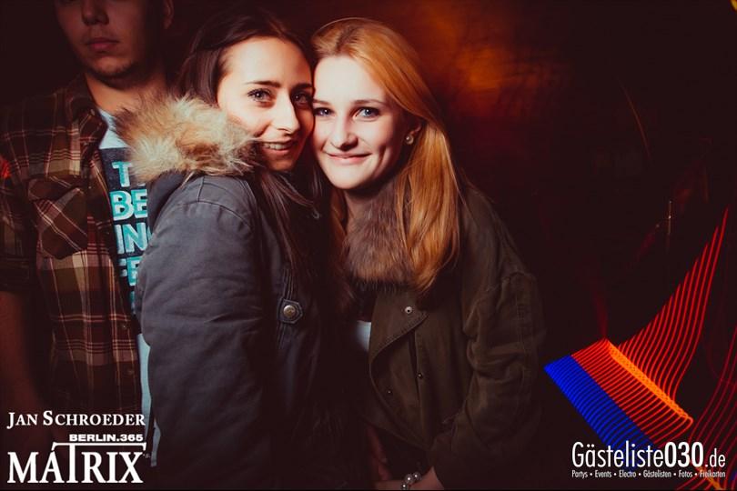 https://www.gaesteliste030.de/Partyfoto #96 Matrix Berlin vom 01.03.2014