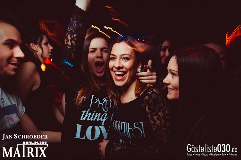 https://www.gaesteliste030.de/Partyfoto #32 Matrix Berlin vom 01.03.2014
