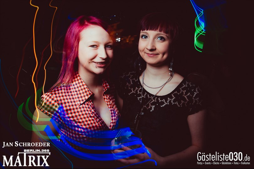 https://www.gaesteliste030.de/Partyfoto #38 Matrix Berlin vom 01.03.2014
