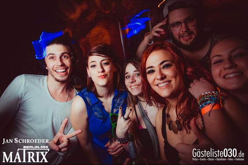 https://www.gaesteliste030.de/Partyfoto #106 Matrix Berlin vom 01.03.2014