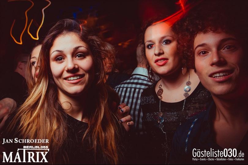 https://www.gaesteliste030.de/Partyfoto #74 Matrix Berlin vom 01.03.2014
