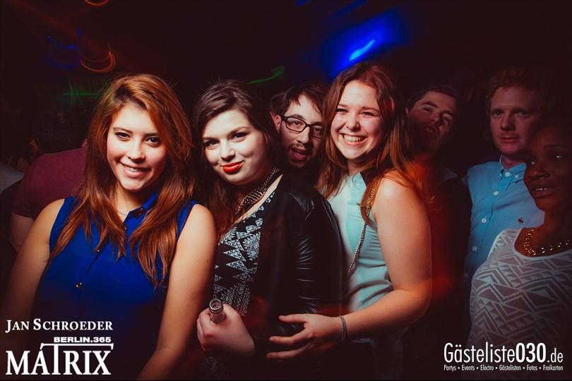 https://www.gaesteliste030.de/Partyfoto #130 Matrix Berlin vom 01.03.2014