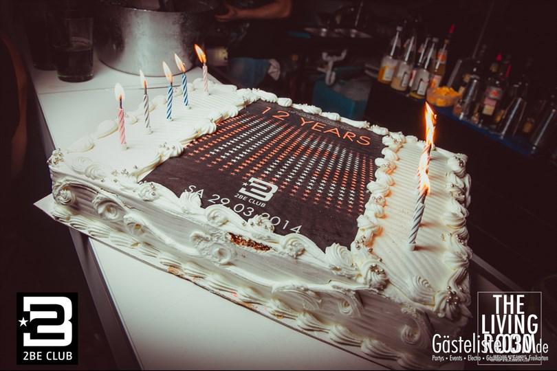 https://www.gaesteliste030.de/Partyfoto #9 2BE Club Berlin vom 29.03.2014