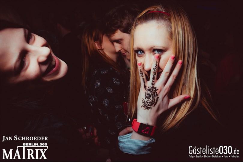 https://www.gaesteliste030.de/Partyfoto #98 Matrix Berlin vom 06.03.2014