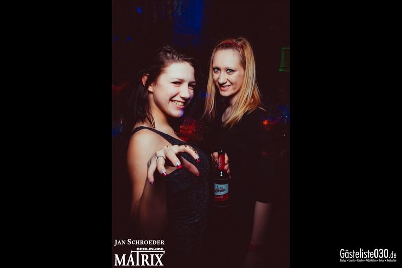 https://www.gaesteliste030.de/Partyfoto #108 Matrix Berlin vom 06.03.2014