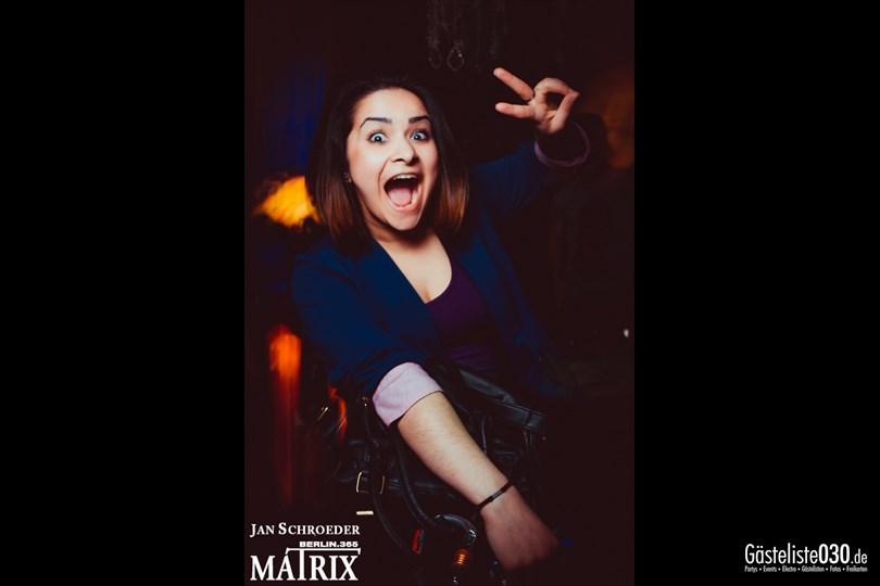 https://www.gaesteliste030.de/Partyfoto #131 Matrix Berlin vom 06.03.2014