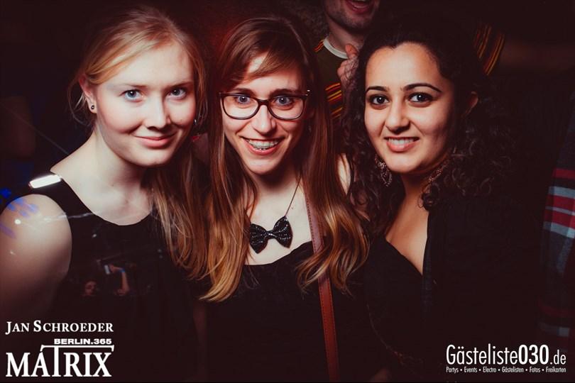 https://www.gaesteliste030.de/Partyfoto #36 Matrix Berlin vom 06.03.2014