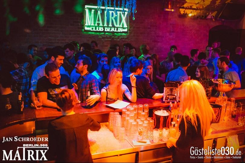 https://www.gaesteliste030.de/Partyfoto #54 Matrix Berlin vom 06.03.2014