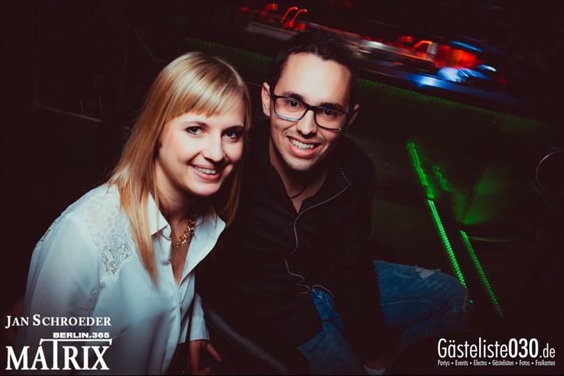 https://www.gaesteliste030.de/Partyfoto #109 Matrix Berlin vom 06.03.2014
