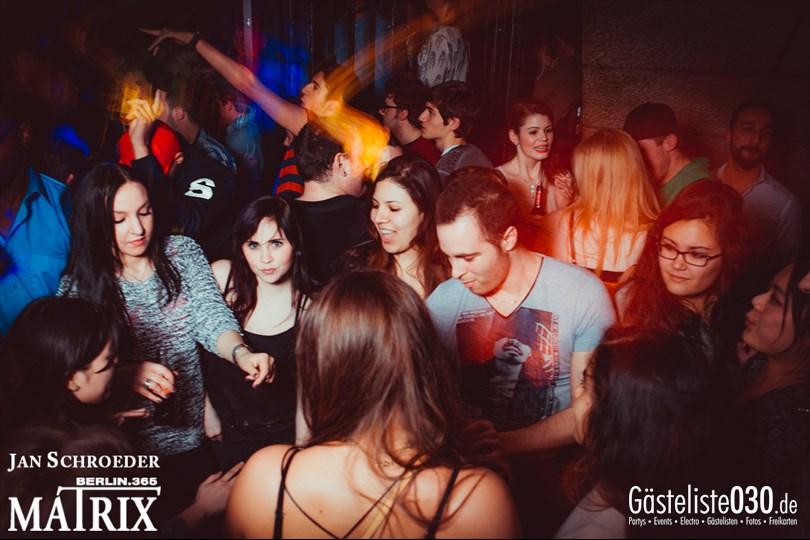 https://www.gaesteliste030.de/Partyfoto #87 Matrix Berlin vom 06.03.2014