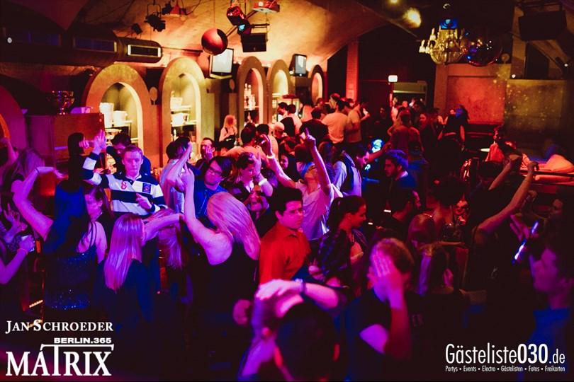 https://www.gaesteliste030.de/Partyfoto #19 Matrix Berlin vom 06.03.2014