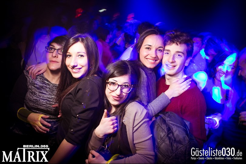 https://www.gaesteliste030.de/Partyfoto #45 Matrix Berlin vom 15.03.2014