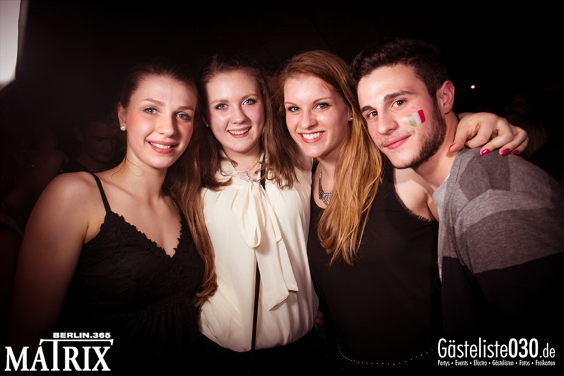 https://www.gaesteliste030.de/Partyfoto #92 Matrix Berlin vom 15.03.2014