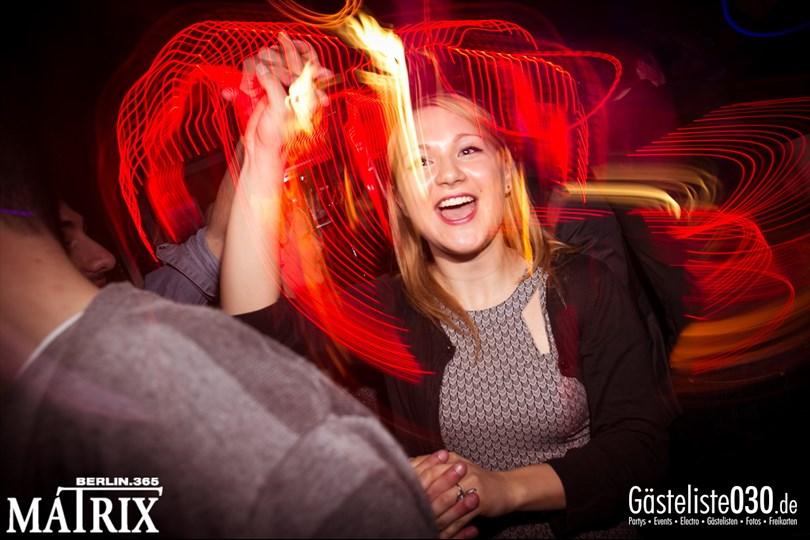 https://www.gaesteliste030.de/Partyfoto #125 Matrix Berlin vom 15.03.2014