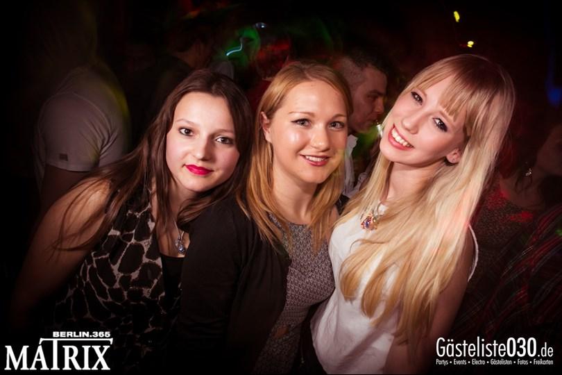 https://www.gaesteliste030.de/Partyfoto #37 Matrix Berlin vom 15.03.2014