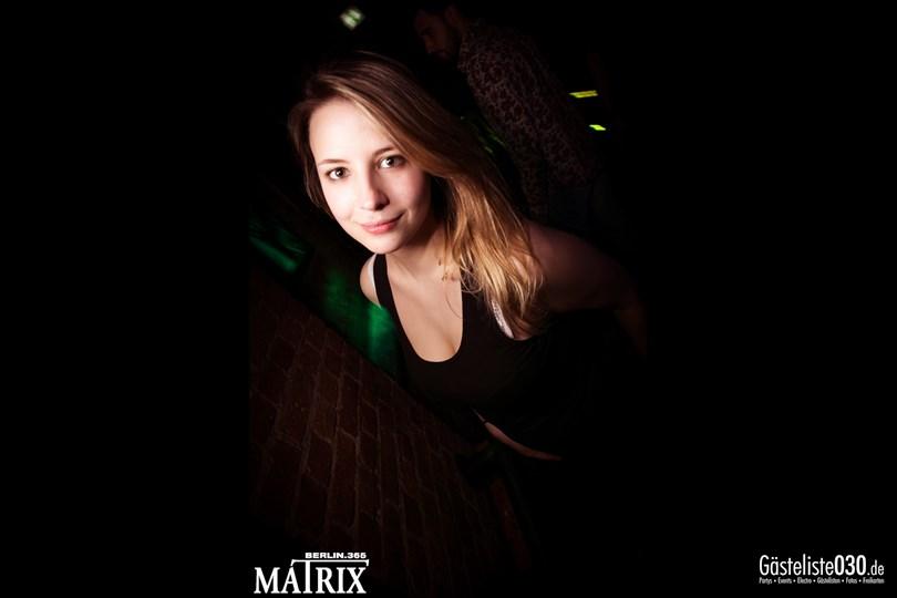 https://www.gaesteliste030.de/Partyfoto #25 Matrix Berlin vom 15.03.2014