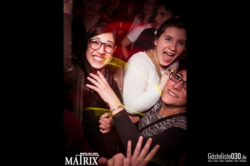 https://www.gaesteliste030.de/Partyfoto #117 Matrix Berlin vom 15.03.2014