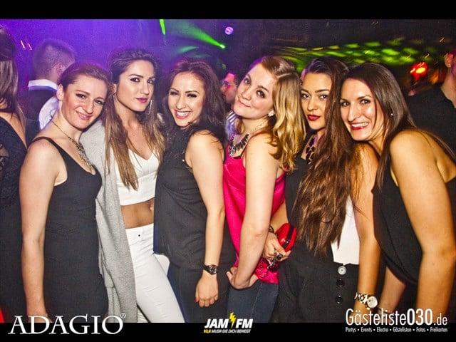 Partypics Adagio Club 08.03.2014 The JAM FM Saturday Club Vol. 3, powered by 93,6 JAM FM