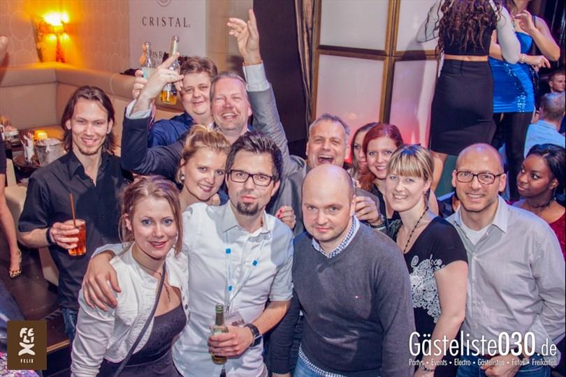 https://www.gaesteliste030.de/Partyfoto #95 Felix Club Berlin vom 22.03.2014