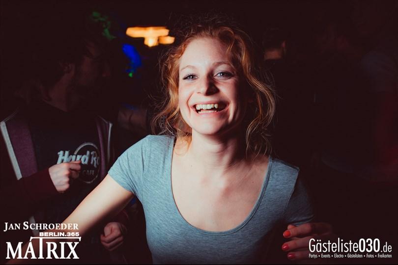 https://www.gaesteliste030.de/Partyfoto #110 Matrix Berlin vom 27.03.2014