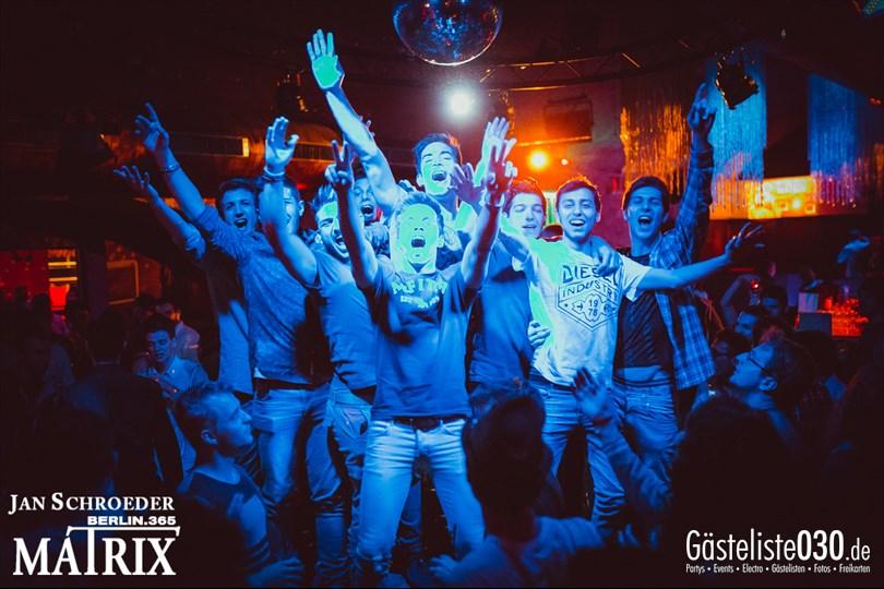 https://www.gaesteliste030.de/Partyfoto #26 Matrix Berlin vom 27.03.2014