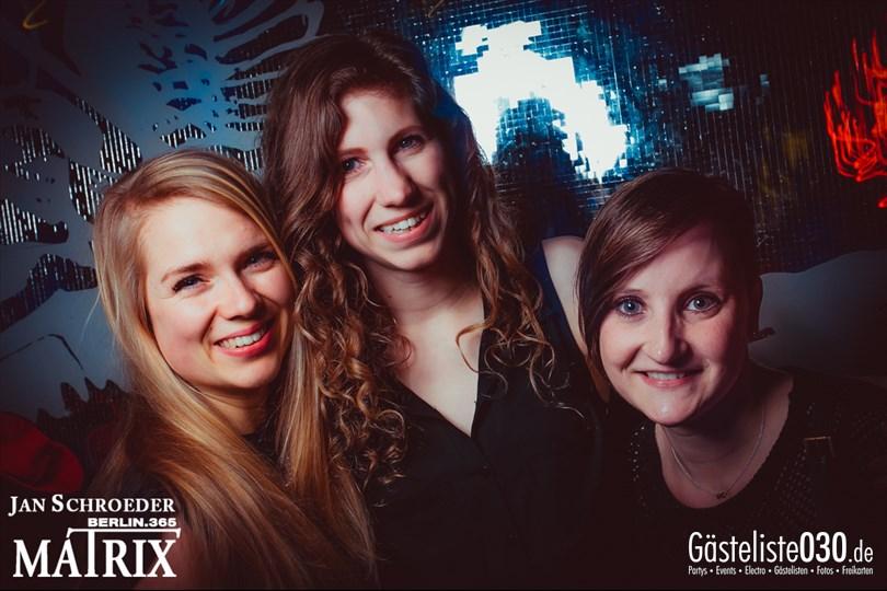 https://www.gaesteliste030.de/Partyfoto #117 Matrix Berlin vom 27.03.2014