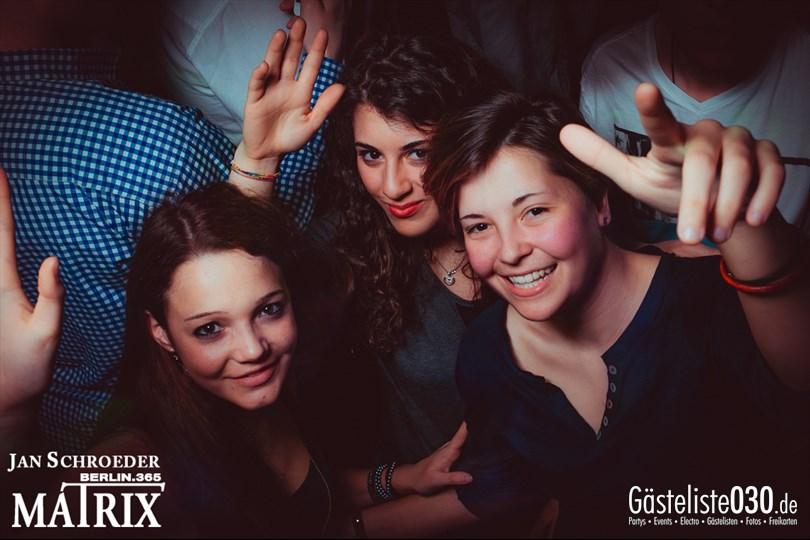 https://www.gaesteliste030.de/Partyfoto #34 Matrix Berlin vom 27.03.2014