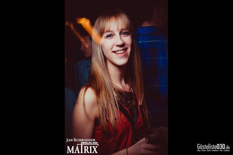 https://www.gaesteliste030.de/Partyfoto #38 Matrix Berlin vom 27.03.2014