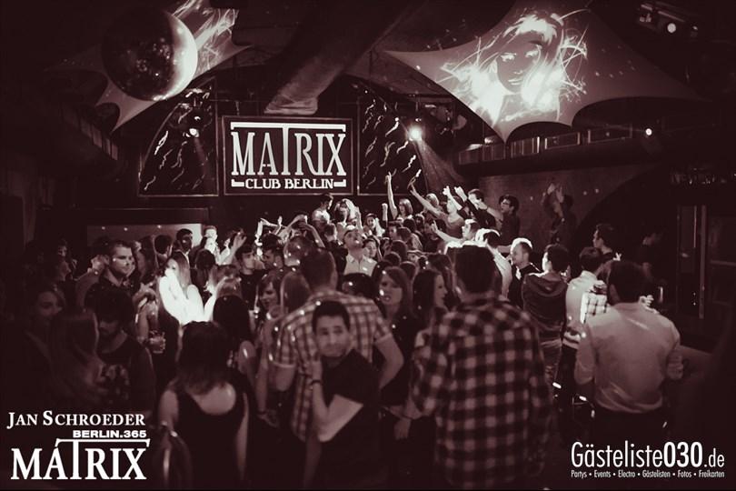 https://www.gaesteliste030.de/Partyfoto #14 Matrix Berlin vom 27.03.2014