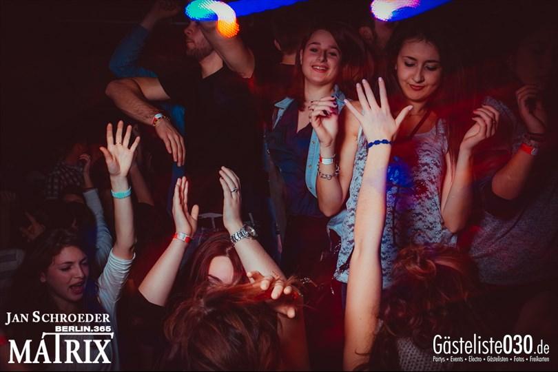 https://www.gaesteliste030.de/Partyfoto #22 Matrix Berlin vom 27.03.2014