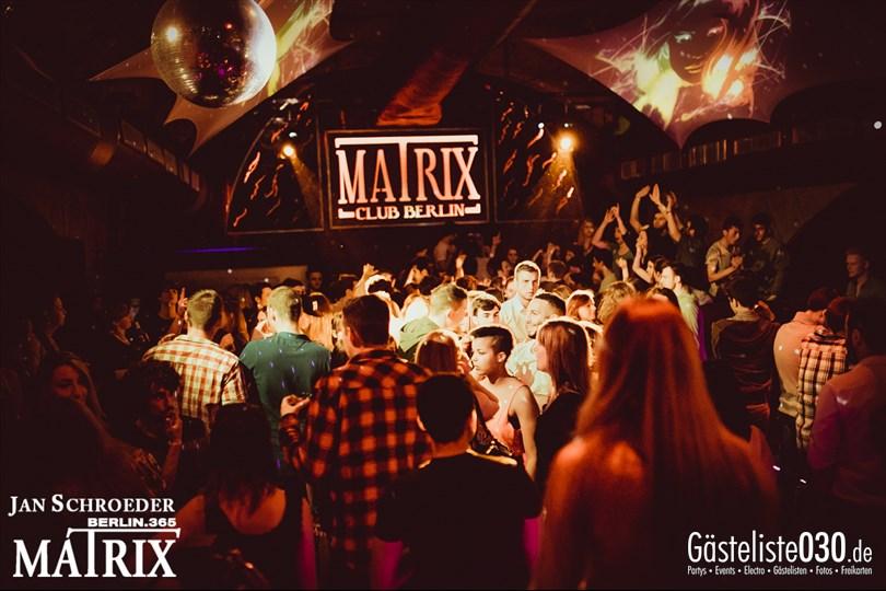 https://www.gaesteliste030.de/Partyfoto #51 Matrix Berlin vom 27.03.2014