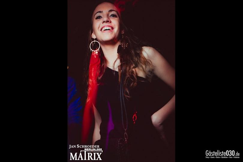 https://www.gaesteliste030.de/Partyfoto #89 Matrix Berlin vom 27.03.2014
