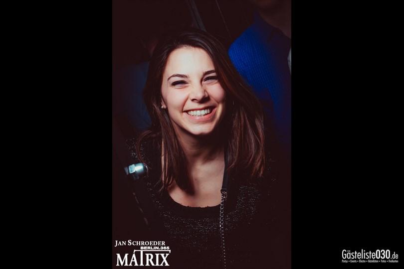 https://www.gaesteliste030.de/Partyfoto #98 Matrix Berlin vom 27.03.2014