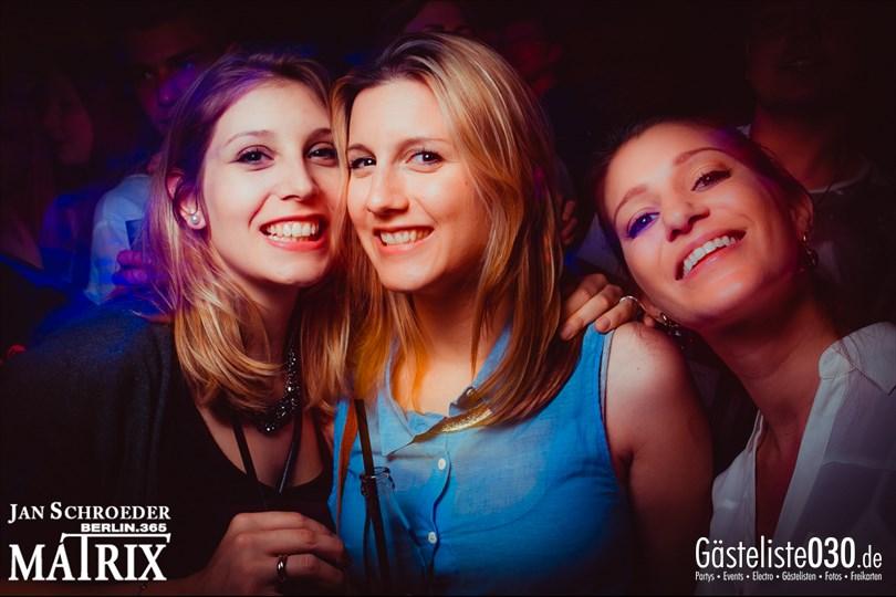 https://www.gaesteliste030.de/Partyfoto #56 Matrix Berlin vom 25.04.2014