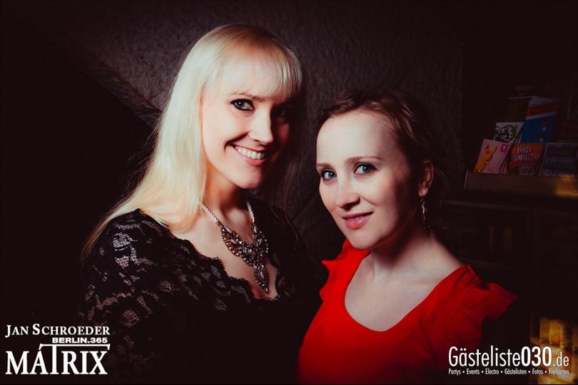 https://www.gaesteliste030.de/Partyfoto #75 Matrix Berlin vom 25.04.2014