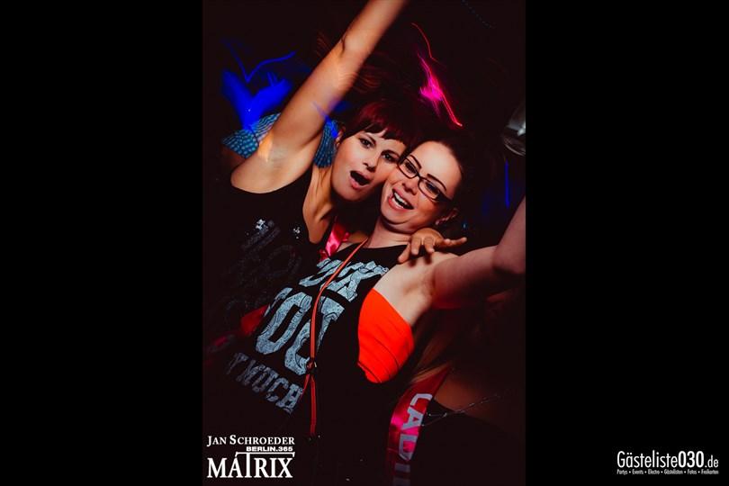 https://www.gaesteliste030.de/Partyfoto #57 Matrix Berlin vom 25.04.2014