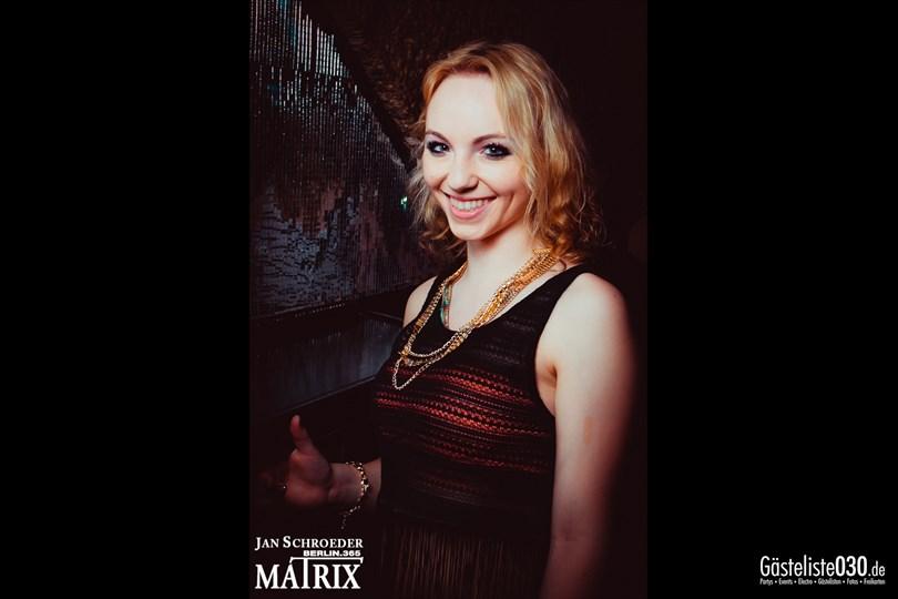 https://www.gaesteliste030.de/Partyfoto #21 Matrix Berlin vom 25.04.2014
