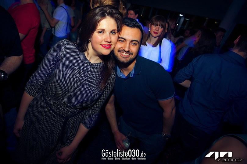 https://www.gaesteliste030.de/Partyfoto #64 40seconds Club Berlin vom 05.04.2014