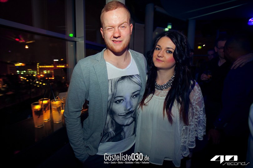 https://www.gaesteliste030.de/Partyfoto #87 40seconds Club Berlin vom 05.04.2014