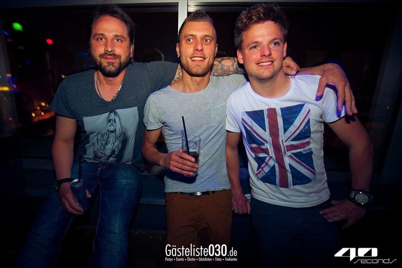 https://www.gaesteliste030.de/Partyfoto #37 40seconds Club Berlin vom 05.04.2014