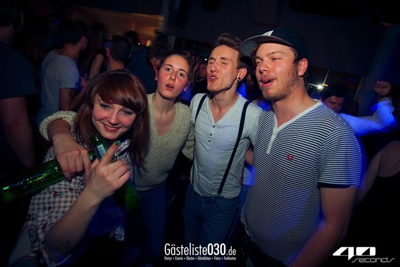 https://www.gaesteliste030.de/Partyfoto #60 40seconds Club Berlin vom 05.04.2014