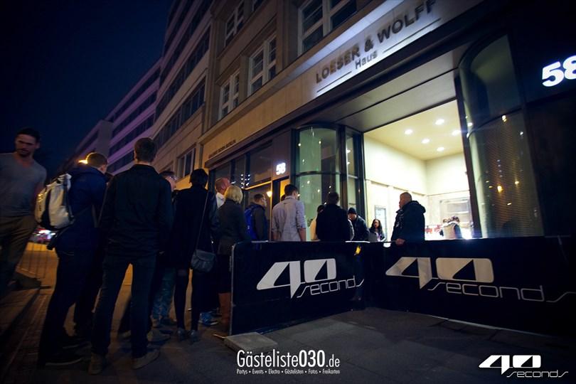https://www.gaesteliste030.de/Partyfoto #62 40seconds Club Berlin vom 05.04.2014