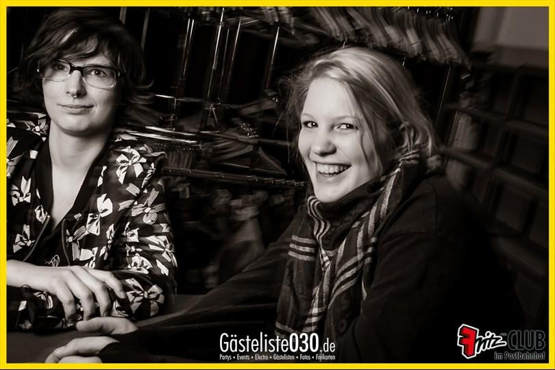 https://www.gaesteliste030.de/Partyfoto #20 Fritzclub Berlin vom 25.04.2014