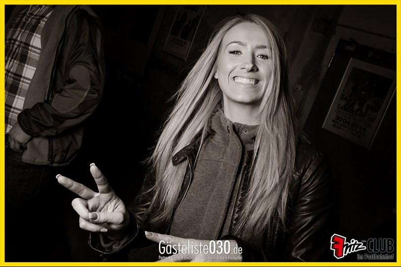 https://www.gaesteliste030.de/Partyfoto #11 Fritzclub Berlin vom 25.04.2014