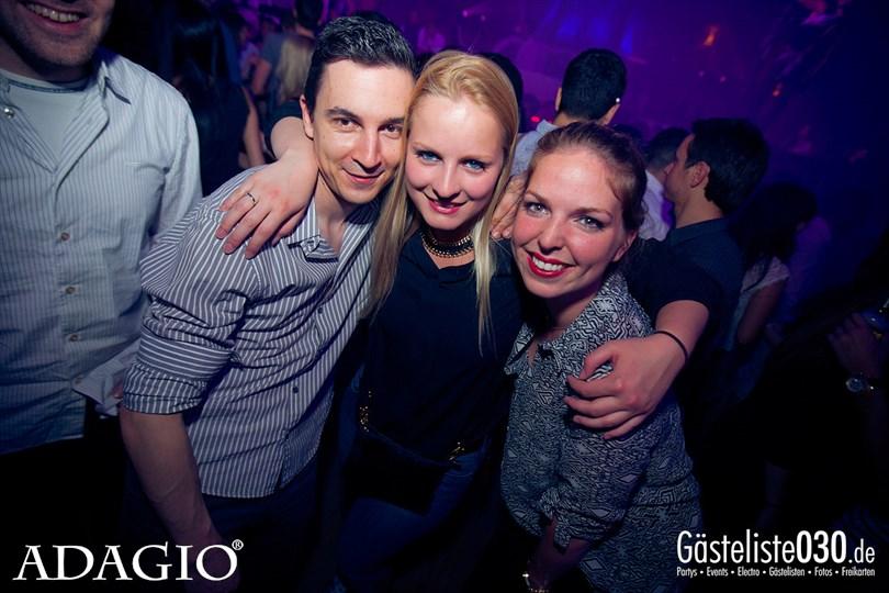 https://www.gaesteliste030.de/Partyfoto #36 Adagio Berlin vom 11.04.2014