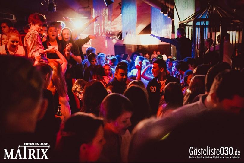 https://www.gaesteliste030.de/Partyfoto #127 Matrix Berlin vom 10.04.2014