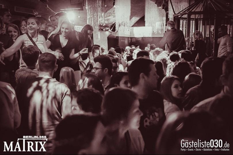 https://www.gaesteliste030.de/Partyfoto #142 Matrix Berlin vom 10.04.2014
